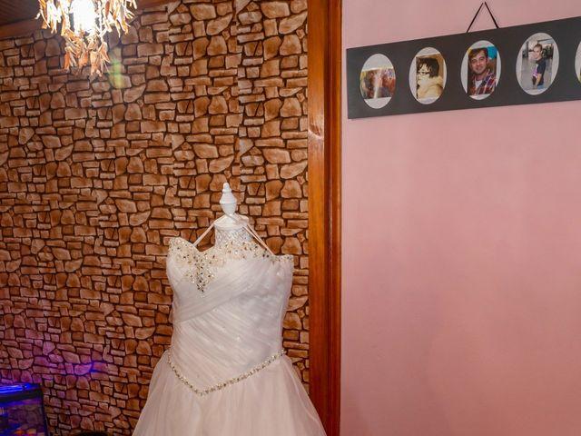 O casamento de João e Iria em Mosteiro de Fráguas, Tondela 17
