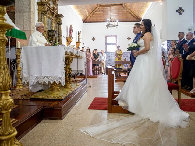 O casamento de João e Iria em Mosteiro de Fráguas, Tondela 29