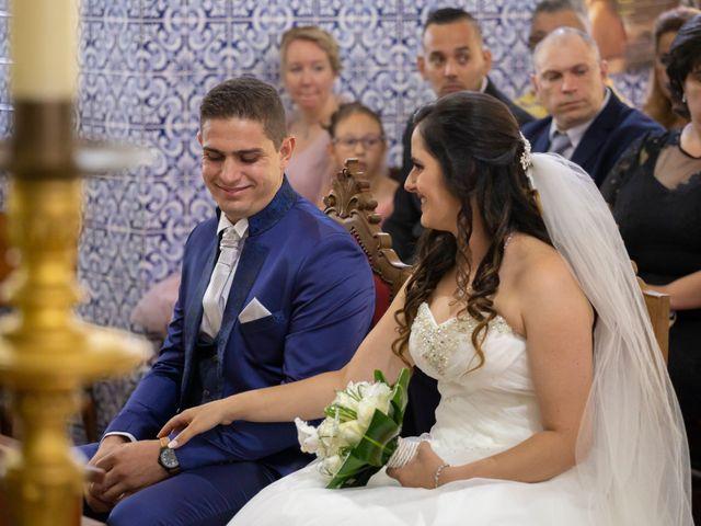 O casamento de João e Iria em Mosteiro de Fráguas, Tondela 30