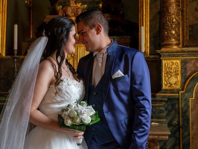 O casamento de João e Iria em Mosteiro de Fráguas, Tondela 1