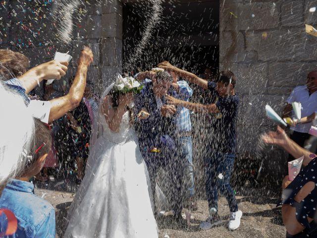 O casamento de João e Iria em Mosteiro de Fráguas, Tondela 31