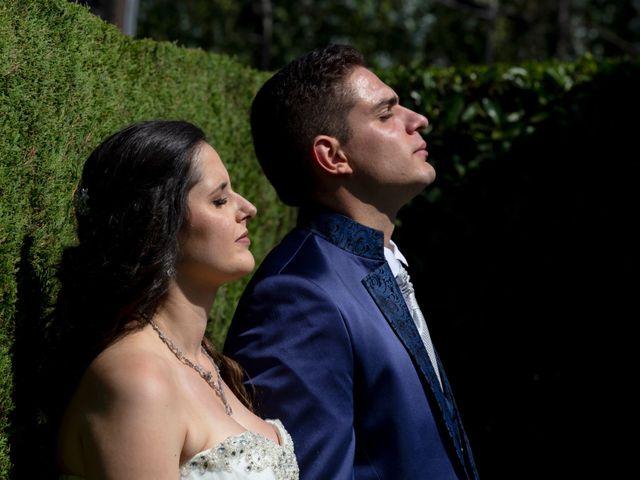 O casamento de João e Iria em Mosteiro de Fráguas, Tondela 41