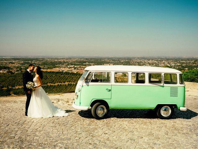 O casamento de Mafalda e Pedro
