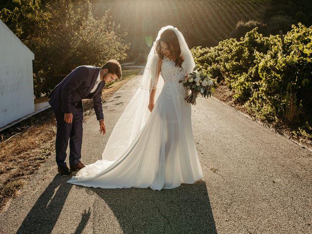 O casamento de Márcia e José