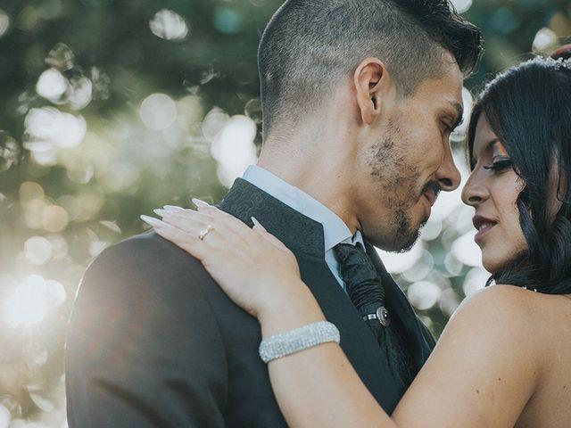 O casamento de Helena e Tiago