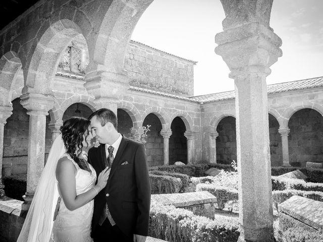 O casamento de Noémia e Quim