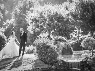 O casamento de Lara e Bruno