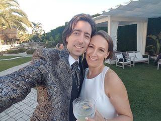O casamento de Nuno e Iolanda