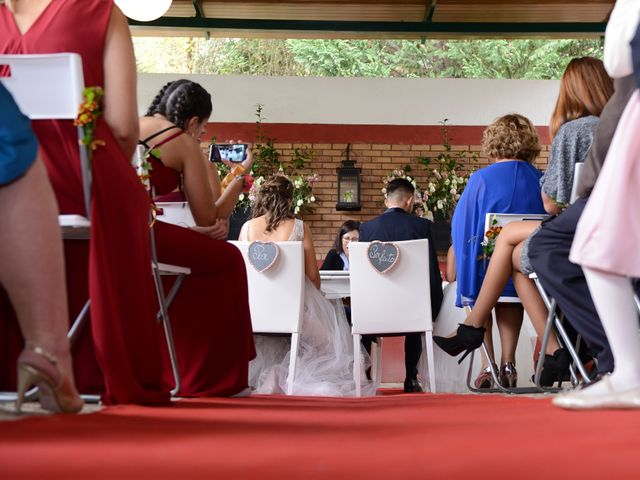 O casamento de Pedro e Cláudia em Azambuja, Azambuja 20