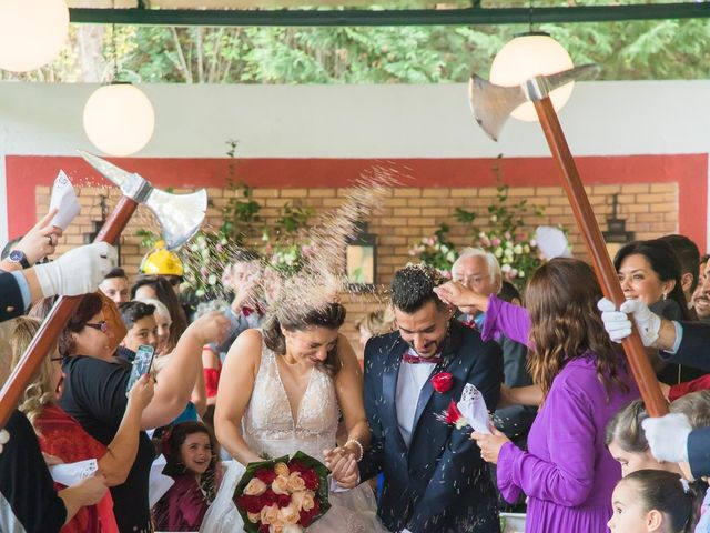 O casamento de Pedro e Cláudia em Azambuja, Azambuja 22