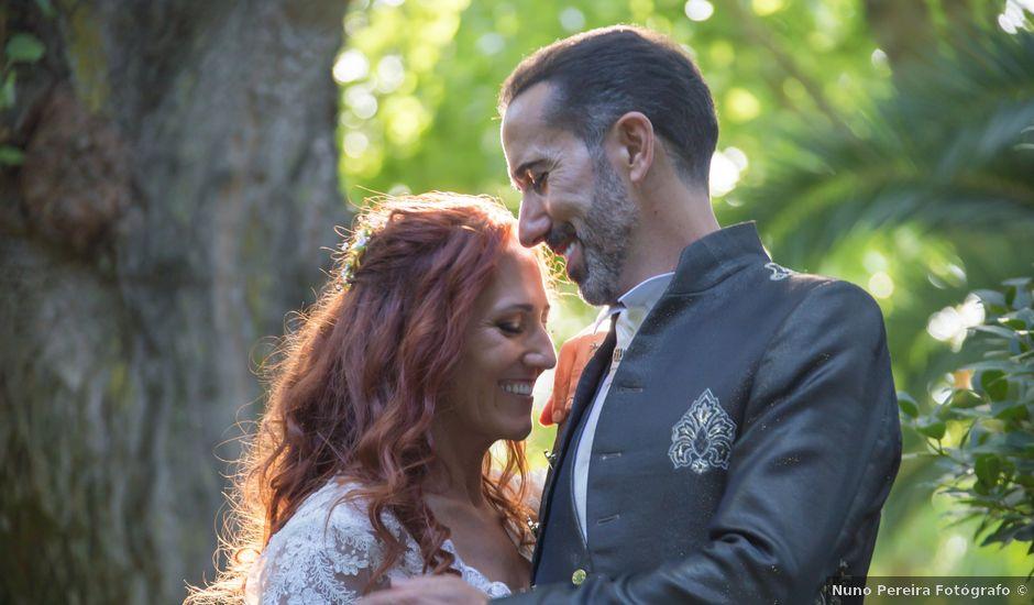 O casamento de Pedro e Ana em Palmela, Palmela