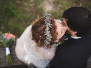 O casamento de Rachel e Gil
