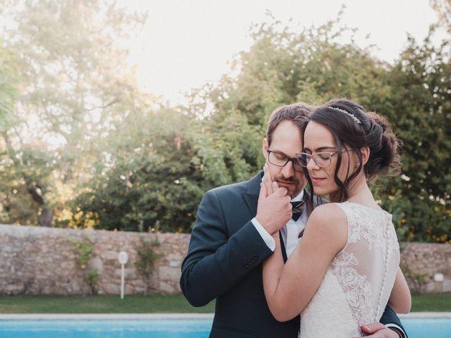 O casamento de Manuela e Fernando