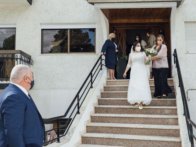 O casamento de Pery e Ana em Recarei, Paredes 1