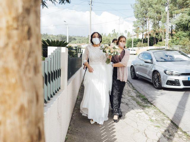 O casamento de Pery e Ana em Recarei, Paredes 20