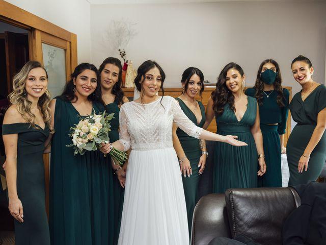 O casamento de Pery e Ana em Recarei, Paredes 26