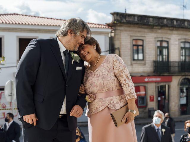 O casamento de Pery e Ana em Recarei, Paredes 2