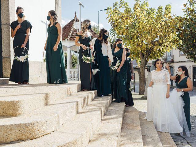 O casamento de Pery e Ana em Recarei, Paredes 31