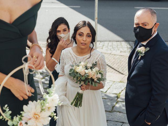 O casamento de Pery e Ana em Recarei, Paredes 32