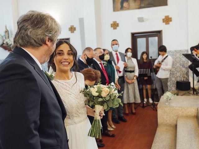 O casamento de Pery e Ana em Recarei, Paredes 35