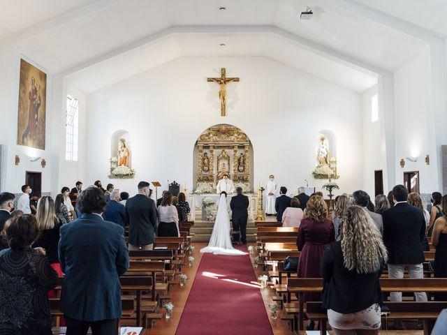 O casamento de Pery e Ana em Recarei, Paredes 37