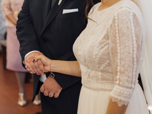 O casamento de Pery e Ana em Recarei, Paredes 40
