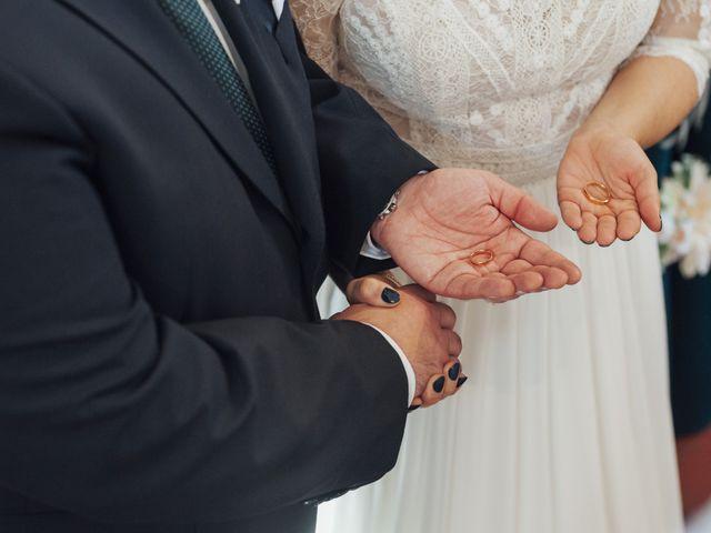 O casamento de Pery e Ana em Recarei, Paredes 42