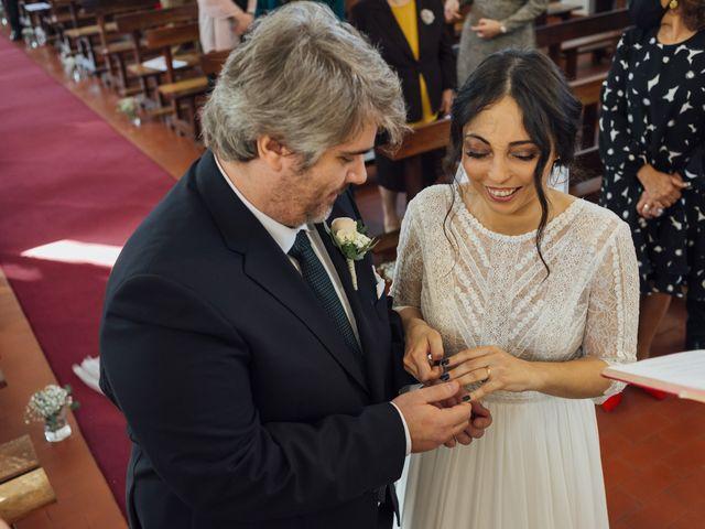 O casamento de Pery e Ana em Recarei, Paredes 43