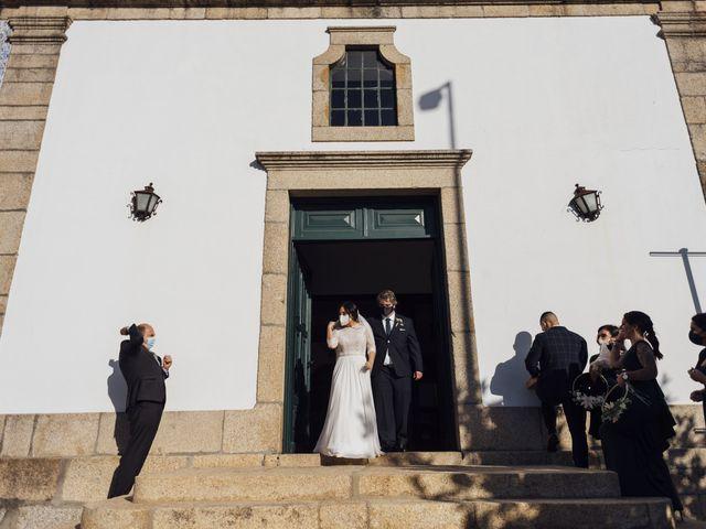 O casamento de Pery e Ana em Recarei, Paredes 50