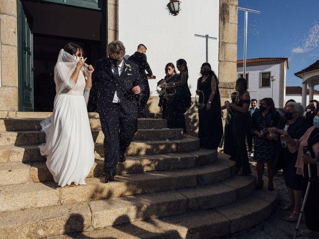 O casamento de Pery e Ana em Recarei, Paredes 51