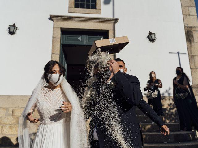 O casamento de Pery e Ana em Recarei, Paredes 53