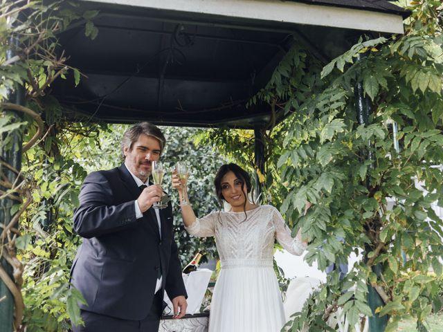 O casamento de Pery e Ana em Recarei, Paredes 63