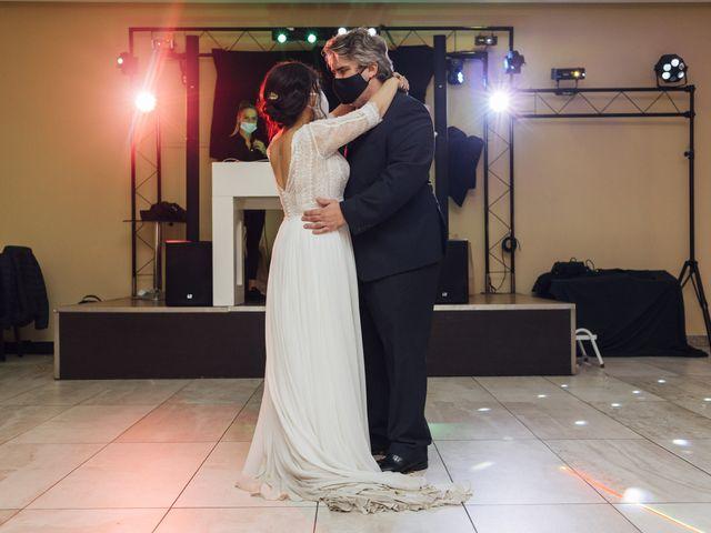 O casamento de Pery e Ana em Recarei, Paredes 85