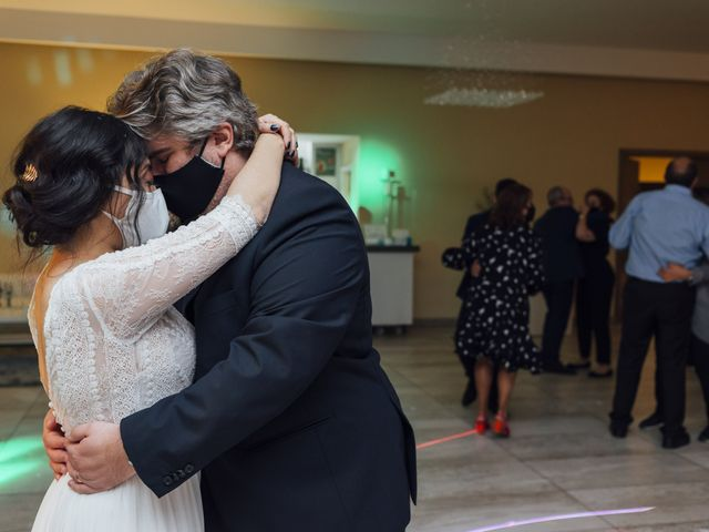 O casamento de Pery e Ana em Recarei, Paredes 86