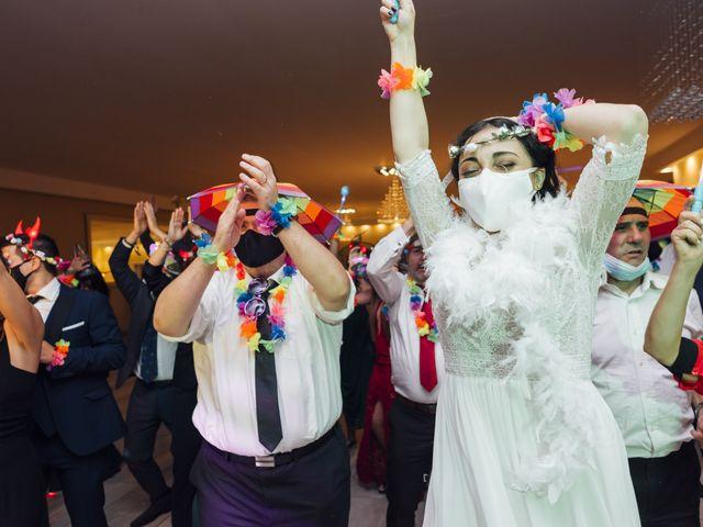 O casamento de Pery e Ana em Recarei, Paredes 100