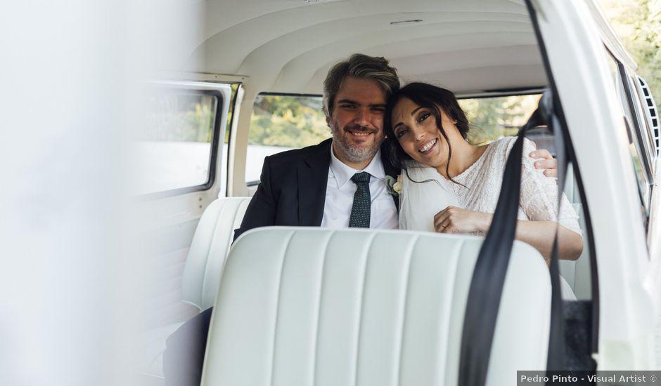 O casamento de Pery e Ana em Recarei, Paredes