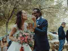 O casamento de Dina e Hélio 4