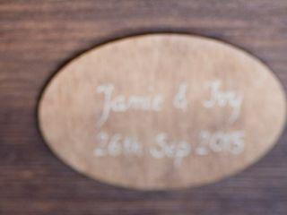 O casamento de Ivy e Jamie 1