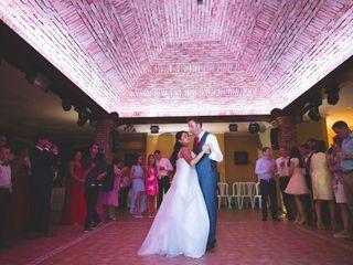 O casamento de Ivy e Jamie