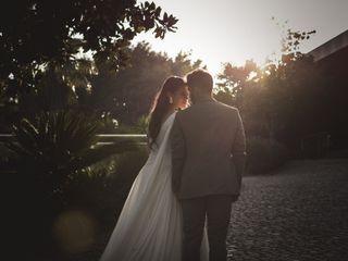 O casamento de Diana e António