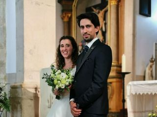 O casamento de Jorge e Filipa 1