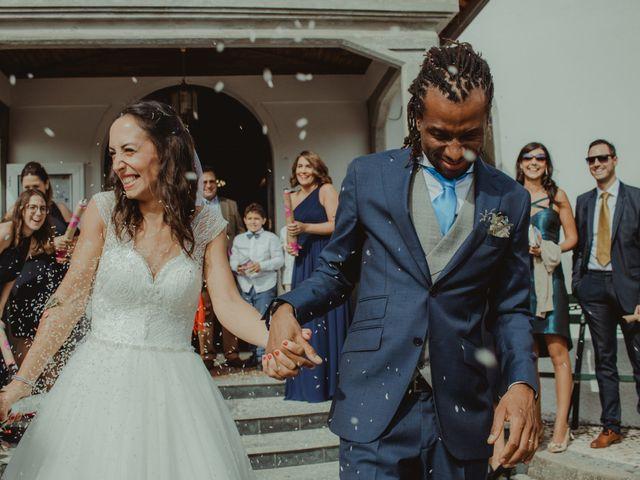 O casamento de Hélio e Dina em Viseu, Viseu (Concelho) 91