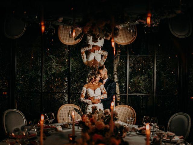 O casamento de Sandrine e Luís