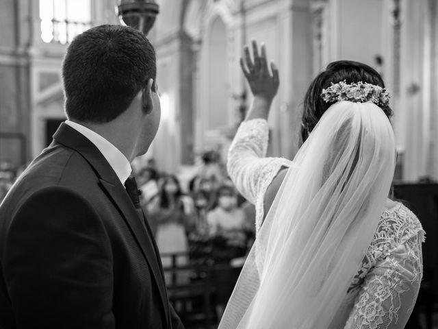 O casamento de João e Catarina em Carregado, Alenquer 2