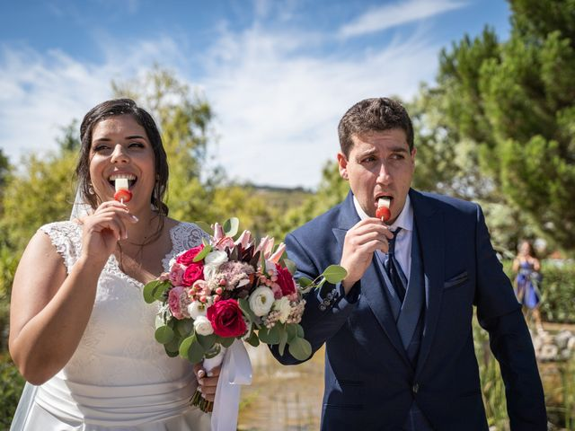 O casamento de João e Catarina em Carregado, Alenquer 10