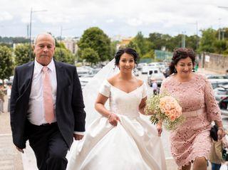 O casamento de Tânia e Rui 1