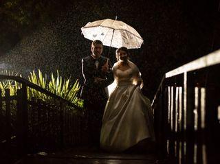 O casamento de Tânia e Rui