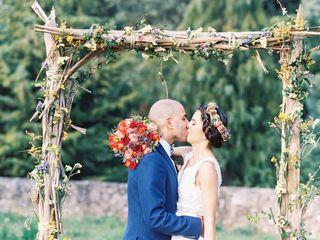 O casamento de Ashley e Ivo