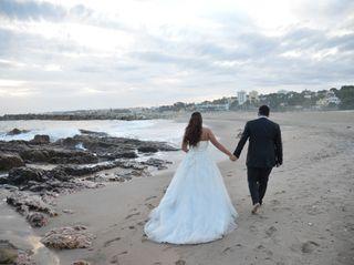 O casamento de Sónia e André