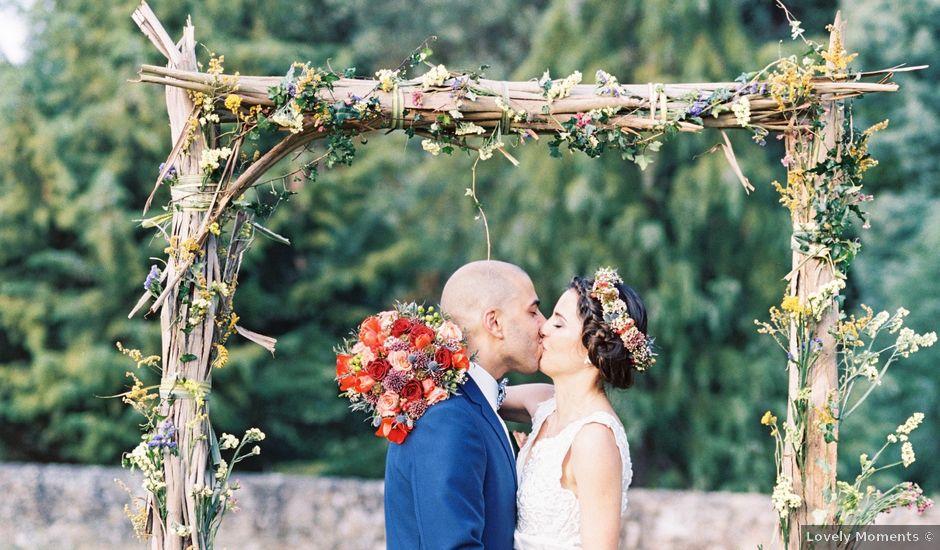 O casamento de Ivo e Ashley em Adaúfe, Braga (Concelho)